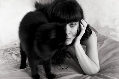 Dorotea y el gato